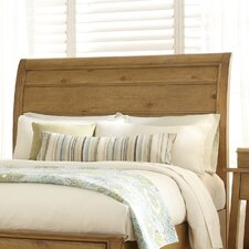 Pleasant Grove Sleigh Headboard