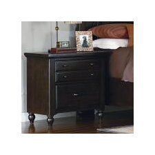 Thatcher 3 Drawer Nightstand