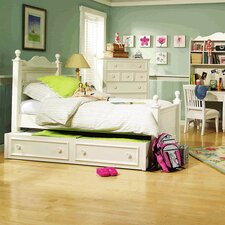 Summer Breeze Low Poster Bed