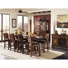 <strong>Legacy Classic Furniture</strong> Larkspur 9 Piece Dining Set