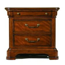 Evolution 3 Drawer Nightstand