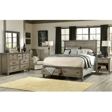 <strong>Legacy Classic Furniture</strong> Brownstone Village Storage Panel Bedroom Collection
