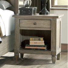 <strong>Legacy Classic Furniture</strong> Brownstone Village 1 Drawer Nightstand