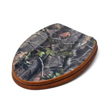 RealTree Camouflage AP Elongated Toilet Seat