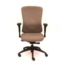 Mid-Back Jorge Management Executive Chair with Arms