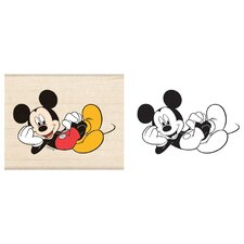 Disney Mickey Wooden Stamp