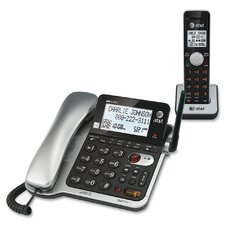 Dect 6.0 Corded/Cordless Telephone Answering System