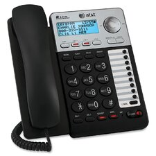 Two-Line Corded Speakerphone