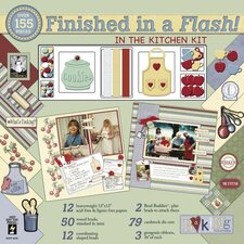 Kitchen Scrapbook Kit