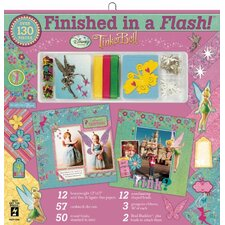 <strong>Hot Off the Press</strong> Tinkerbell Scrapbook Kit
