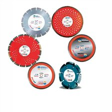 Platinum Continuous Rim Tile Cutting Blades