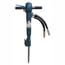 70 lb Handheld Hydraulic Breaker Used with 5 gallon Hydraulic Power Pack