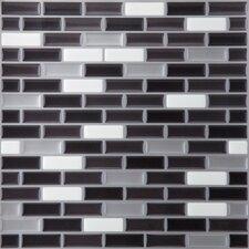 Magic Gel Glazed Mosaic in Spectrum Metallic