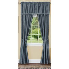 Harrison Window in a Bag Drape Panel Pair