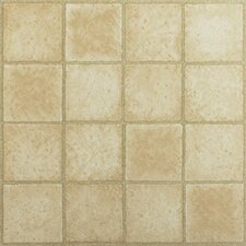 "Nexus 12"" x 12"" Vinyl Tile in Sandstone"