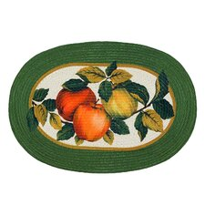 <strong>Achim Importing Co</strong> Apple Orchard Rug