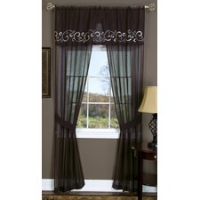 Lauren Rod Pocket Curtain Panel Pair