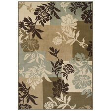 Easton Floral Boxes Rug