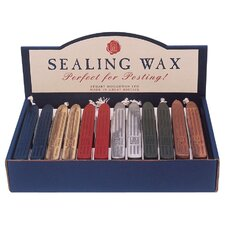 Sealing Wax Assorted Display