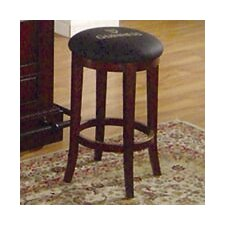 """Guinness 30"""" Bar Stool with Cushion (Set of 2)"""