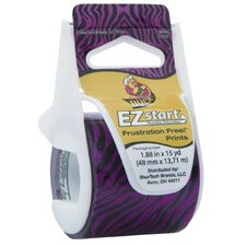 EZ Start Patterned Packing Tape