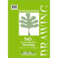<strong>Seth Cole</strong> Premium Heavy Drawing Paper Pad