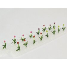 Architectural Model Tulip (Set of 16)