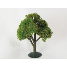 Architectural Model Apple Tree (Set of 3)