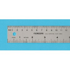 <strong>Fairgate</strong> Aluminum English Metric Ruler