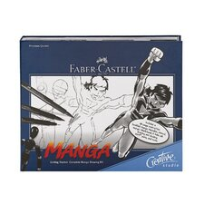 Faber-Castell Manga Drawing Kit