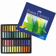 <strong>Faber- Castell</strong> Creative Studio Soft Pastels (Set of 48)