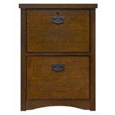 <strong>kathy ireland Home by Martin Furniture</strong> California Bungalow Two-Drawer File