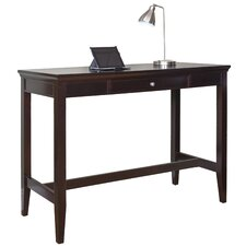 Fulton Computer Desk with Keyboard Tray and Drawer