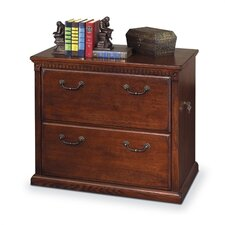 <strong>kathy ireland Home by Martin Furniture</strong> Huntington Oxford Two-Drawer Lateral File