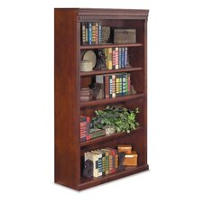 "Huntington Club 60"" H Five Shelf Bookcase"