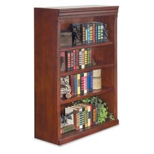 "Huntington Club 48"" H Four Shelf Bookcase"