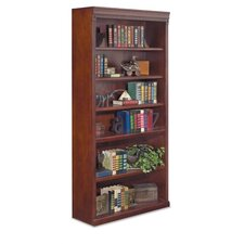 "<strong>kathy ireland Home by Martin Furniture</strong> Huntington Club 72"" Bookcase"
