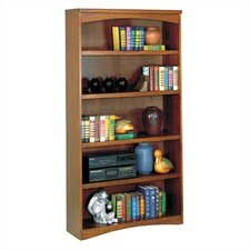 "<strong>kathy ireland Home by Martin Furniture</strong> California Bungalow 70"" Bookcase"