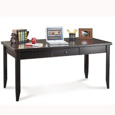 <strong>kathy ireland Home by Martin Furniture</strong> Tribeca Loft Black Writing Desk