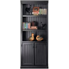 "Southampton Onyx Lower Door 73"" Bookcase"