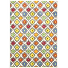 <strong>eCarpet Gallery</strong> Summer Chroma Glow Abstract Rug