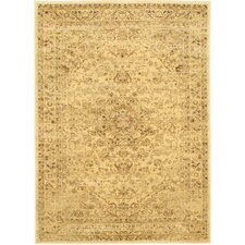 <strong>eCarpet Gallery</strong> Summer Golden Medley Medallion Rug