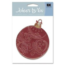 <strong>Jolee's Boutique</strong> 3-D Non-Adhesive Ornament Embellishment