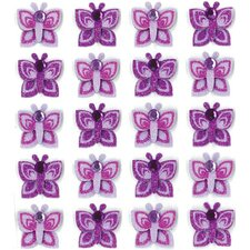 Repeats Butterfly Stickers