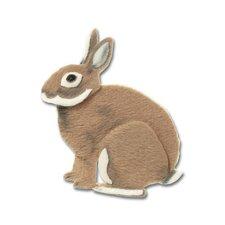 Non-Adhesive Rabbit Embellishment
