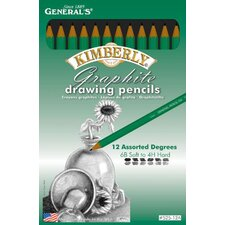 Drawing Pencils (Set of 12)