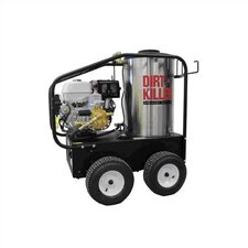 4.2 GPM / 3500 PSI Hot Water Gas Pressure Washer