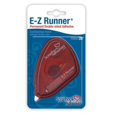 E-Z Runner Permanent Adhesive Tape