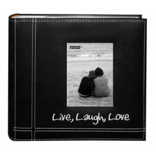 Live, Laugh and Love Photo Album