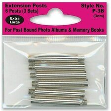 Extension Post (Set of 3)